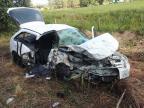Acidente deixa uma jovem morta e três feridos na RSC-287 Ivo Curcino/Jornal Tribuna de Restinga