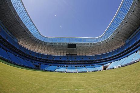 OAS terá novo representante nas negociações com o Grêmio (Omar Freitas/Agencia RBS)