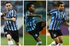 As opções do Grêmio para substituir Pará, Zé Roberto e Dudu (Montagem sobre fotos/Agência RBS)