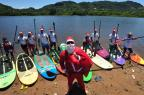 Em Santa Maria, Papai Noel chegará pelas águas  Jean Pimentel/Agencia RBS