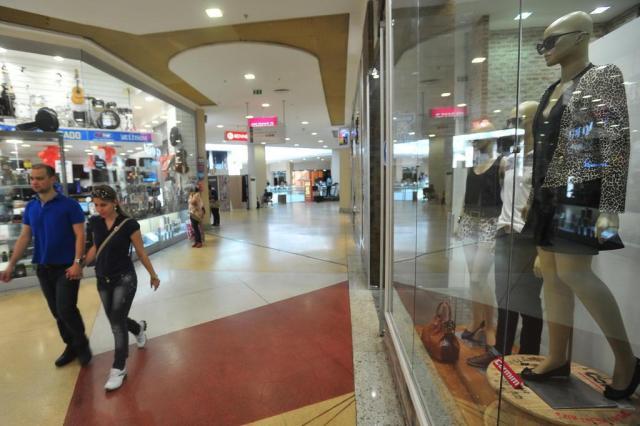 Roupas de inverno lideram vendas para Dia dos Pais em Porto Alegre Jean Pimentel/Agencia RBS