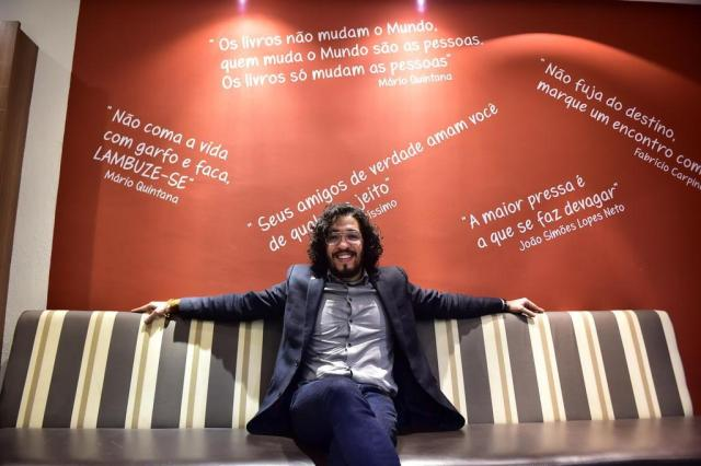 """Jean Wyllys: """"Sou exceção, não a regra. E quero ser a regra"""" Marcelo Oliveira/Agencia RBS"""