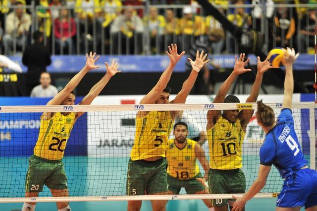 Fora da Copa do Mundo de vôlei, Brasil acredita que será prejudicado Maykon Lammerhirt/Agencia RBS