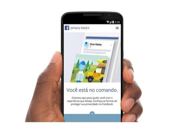 Atenção: Facebook opera com novas regras a partir desta sexta-feira Reprodução/Facebook