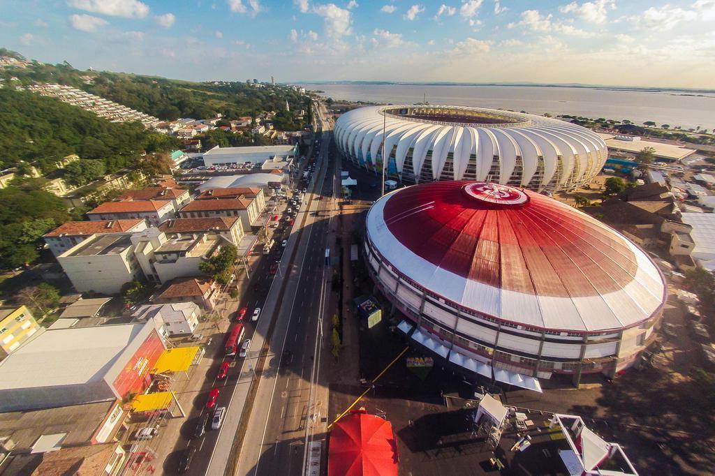 Primeiro Habite-se da história do Beira-Rio pode ser concedido em abril Omar Freitas/Agencia RBS