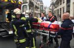 Atentado deixa pelo menos 12 mortos em Paris
