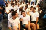 Grêmio se reapresenta no CT Luiz Carvalho