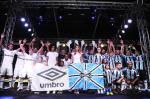 Grêmio lança novos uniformes na Arena