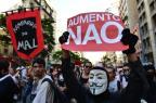 Manifestação em São Paulo termina com 51 detidos pela PM Nelson Almeida/AFP