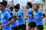 Grêmio faz treino físico antes de viagem a Gramado