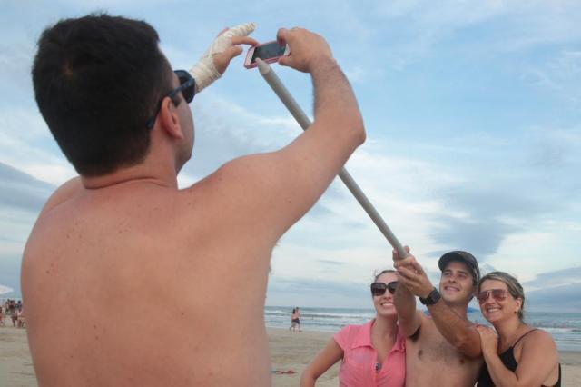 Confira cinco dicas para fazer fotos bonitas com pau de selfie Ricardo Duarte/Agência RBS