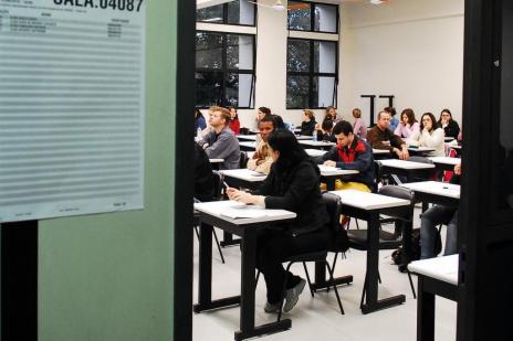 Inscrições para concurso do Ministério Público da União abrem nesta sexta-feira (Carlos Edler/Agencia RBS)