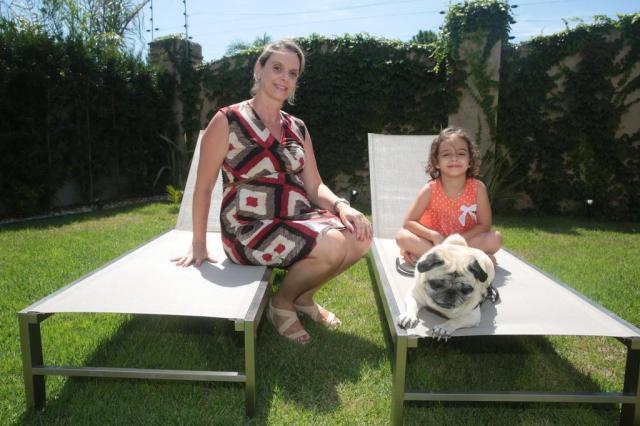 Veja dicas para ajudar na boa convivência entre bebês e cães Ricardo Duarte/Agencia RBS