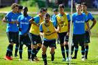 Douglas tira caráter amistoso da partida contra o Novo Hamburgo Lauro Alves/Agência RBS/
