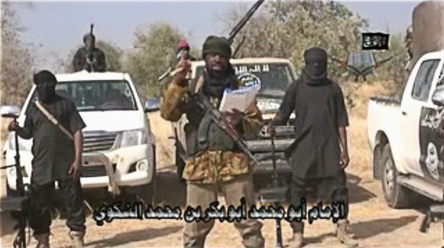 Boko Haram assume ataque que matou cerca de duas mil pessoas Nigéria BOKO HARAM/AFP