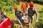 Grupo de rapel fazia lanche com doces quando abelhas atacaram Bruno Alencastro/Agencia RBS
