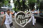 Emoção marca homenagem aos mortos da Kiss (Andrea Graiz/Agencia RBS)