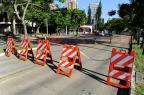 Corredor de ônibus da Terceira Perimetral é bloqueado para obras Ronaldo Bernardi / Agência RBS/