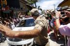 Polícia faz reconstituição de quatro versões diferentes da morte do surfista Ricardinho na Guarda do Embaú Guto Kuerten/Agencia RBS