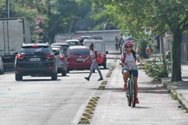 Detran oferece curso para pedalar com segurança Lauro Alves/Agencia RBS