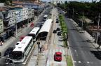 Corredor do BRT na Bento Gonçalves passa por reparos Ronaldo Bernardi/Agencia RBS