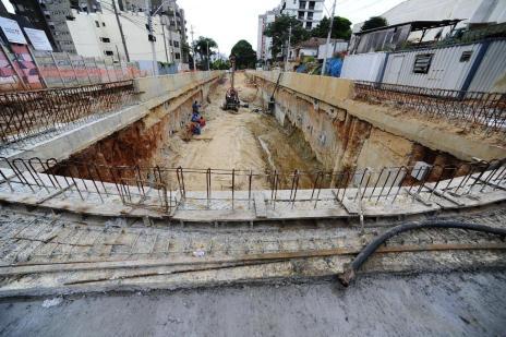 Cinco obras da Copa devem ficar prontas até outubro, segundo prefeitura de Porto Alegre (Ronaldo Bernardi/Agencia RBS)