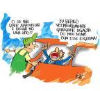 Iotti: o senhor não quer aproveitar e passar no lava-jato!? Iotti/Agencia RBS