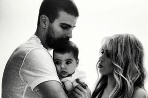 Nasce o segundo filho de Shakira e Piqué Portal Shakira/Reprodução