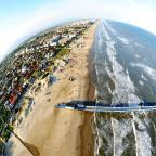Veja imagens do Litoral Norte feitas em passeios aéreos Bruno Alencastro/Agencia RBS