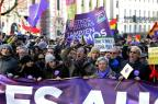 Movimentos políticos questionam a austeridade como receita para economias fragilizadas GERARD JULIEN/AFP