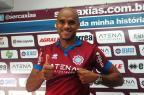 Caxias apresenta centroavante que já estreou com a camisa grená no Gauchão Rafael Tomé/Divulgação,Caxias