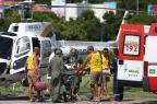 Menino que caiu de sacada de hotel em Capão da Canoa continuará tratamento na Argentina Diego Vara/Agencia RBS