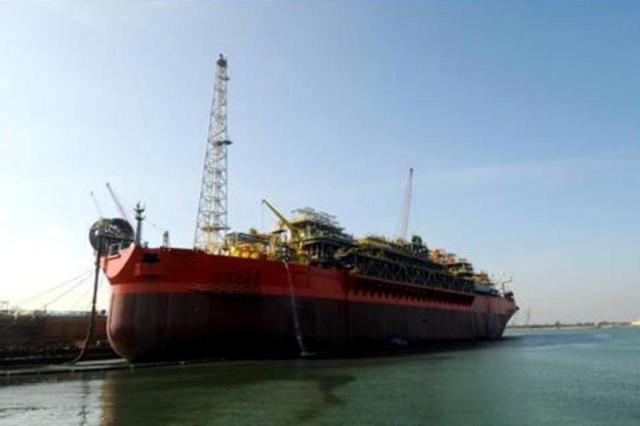 Explosão em navio-plataforma deixa três mortos no Espírito Santo Divulgação/BW Offshore