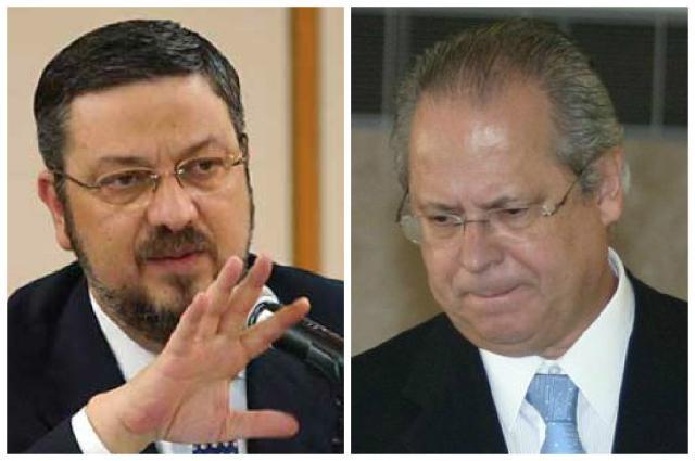 Em delação premiada, Youssef cita Palocci e Dirceu como elo de lobista no PT Agência Brasil/Agência Reuters