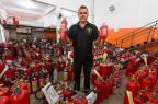 Extintores ABC estão difíceis de achar e caros para comprar Omar Freitas/Agencia RBS