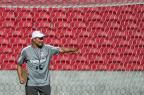 """Diego Aguirre: """"Inter estará muito bem dentro de 30 dias"""" Alexandre Lops/S.C. Internacional,Divulgação"""