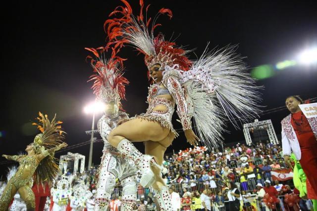Como foi o segundo dia de desfiles do Carnaval de Porto Alegre Carlos Macedo/Agência RBS