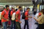 Inter embarca para Bolívia