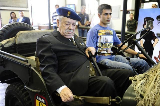 Memórias de um combatente gaúcho Ronaldo Bernardi/Agencia RBS