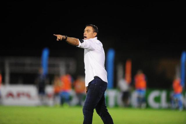Brasil-Pel anunciará dois campeões mundiais para a comissão técnica Ricardo Duarte/Agencia RBS