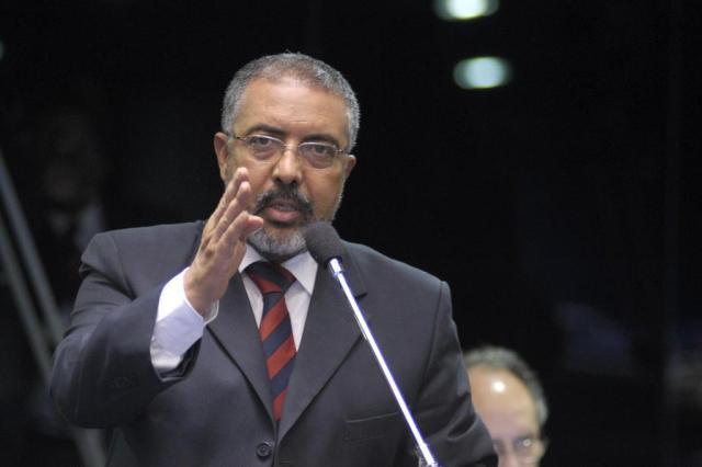 Senador Paulo Paim admite possibilidade de deixar o PT Pedro França/Agência Senado