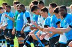 Felipão abre treino, mas não indica time do Grêmio para o Gre-Nal Lauro Alves/Agência RBS