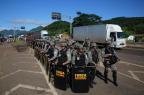 Governo anuncia que vai ampliar forças policiais para liberar rodovias Tadeu Vilani/Agencia RBS