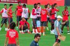 Inter treina sem titulares e mantém mistério para o Gre-Nal Lauro Alves/Agência RBS