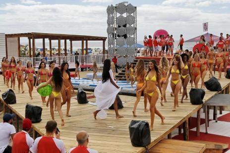 AO VIVO: acompanhe a grande final do Garota Verão 2015 (Mateus Bruxel/Agencia RBS)