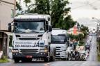 Lideranças dos bloqueios no Oeste organizam viagem a Brasília para negociações Diorgenes Pandini/Agencia RBS