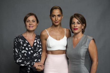 Conheça as principais personagens da nova novela das 21h da TV Globo  (Estevam Avellar,TV Globo/Divulgação)