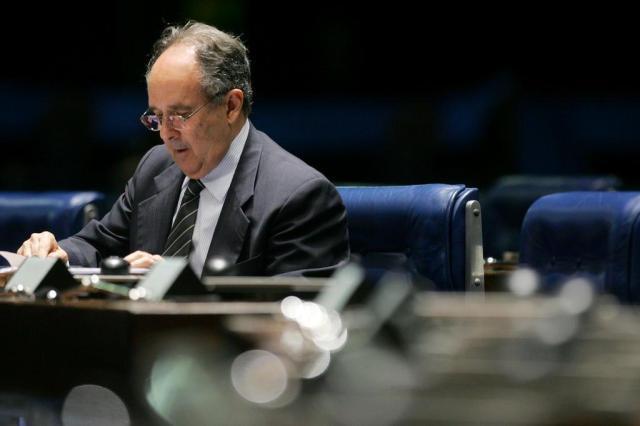 Cristovam Buarque troca PDT pelo PPS e quer concorrer à Presidência BETO BARATA/ESTADÃO CONTEÚDO