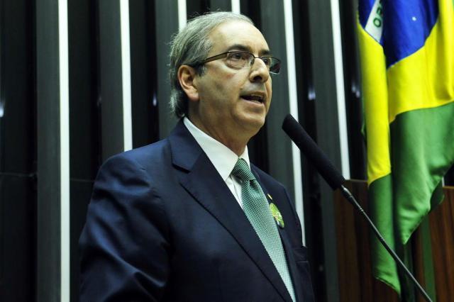 """Cunha afirma que há """"vulgarização"""" da palavra impeachment no Brasil Laycer Tomaz/Câmara dos Deputados,divulgação"""