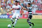 São Paulo recua e quer dinheiro para liberar volante Maicon ao Grêmio Ale Cabral/Agência Lancepress!